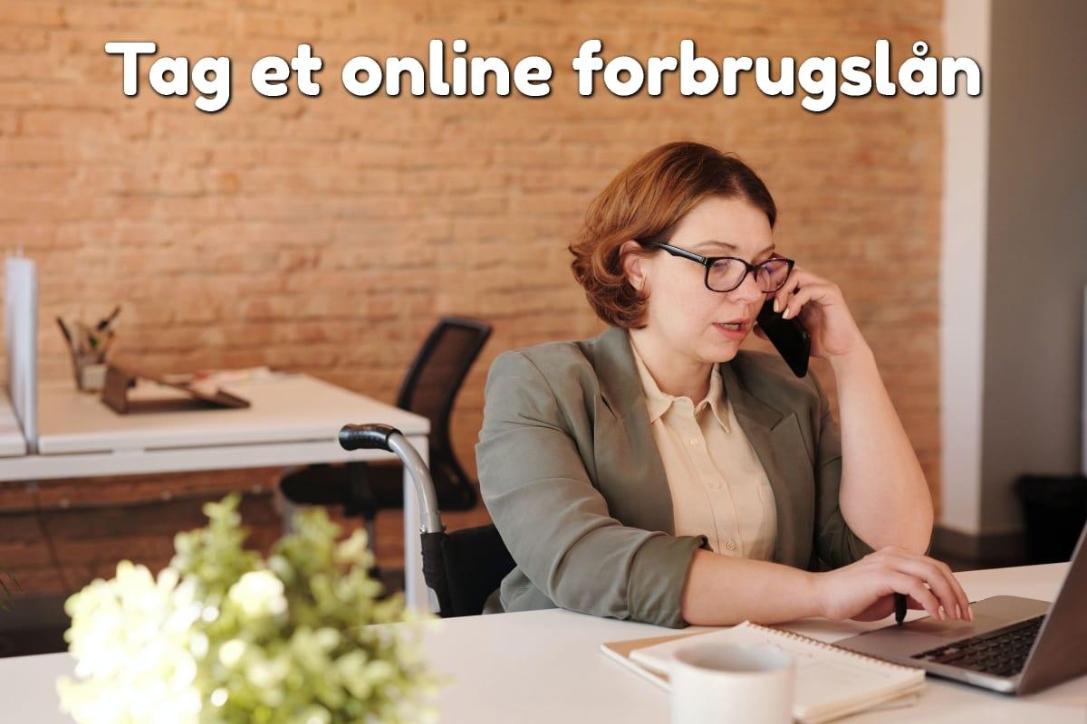 Tag et online forbrugslån