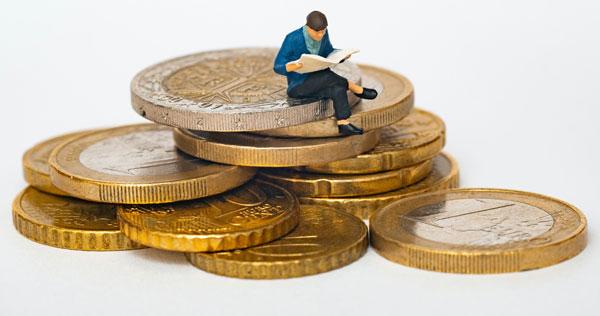 Sådan redder du dig ud af en økonomisk krise